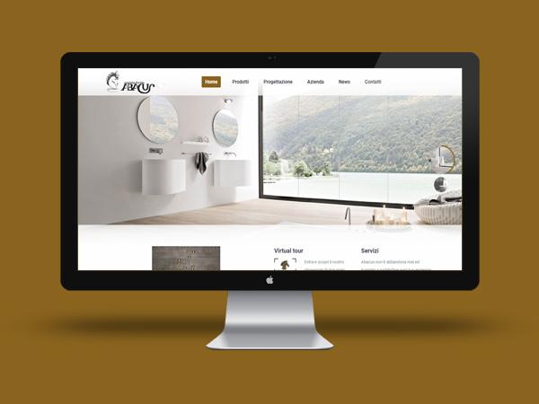 Abacus Ceramica sito web