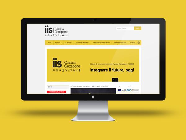 IIS Gubbio sito web della scuola